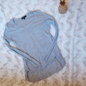 Mossimo | Long Grey Sweater